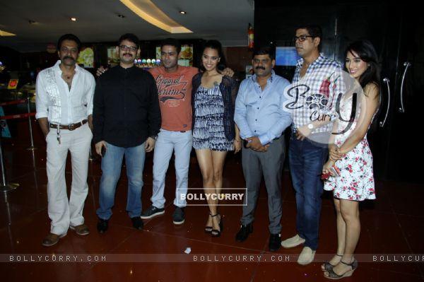 Trailer launch of film Machhli Jal Ki Rani Hai
