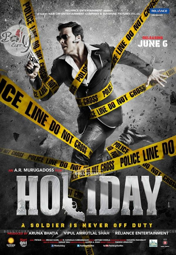 Holiday - A Soldier Is Never Off Duty (321429)