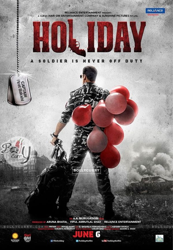 Holiday - A Soldier Is Never Off Duty (321432)