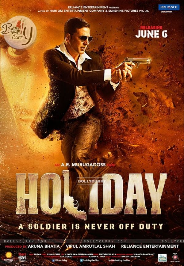 Holiday - A Soldier Is Never Off Duty (321436)
