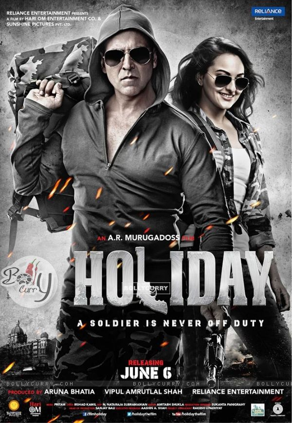 Holiday - A Soldier Is Never Off Duty (321440)