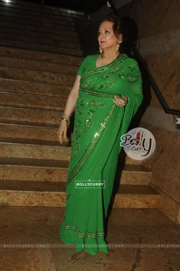 Saira Banu was at the Launch of Dilip Kumar's autobiography 'Substance and the Shadow'