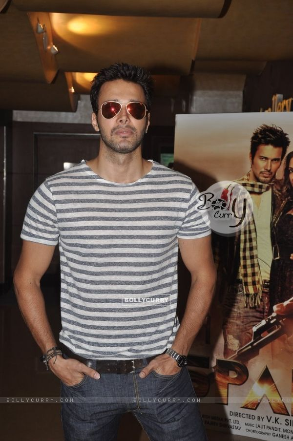 Rajneesh Duggal poses for the media at the Trailer Launch of Spark