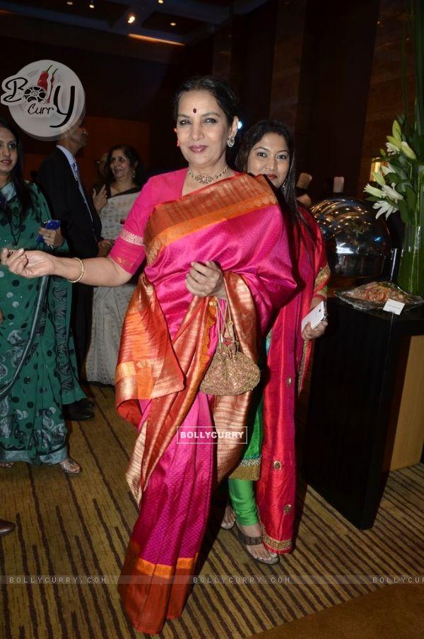 Shabana Azmi was seen at Etihad Jet Collaboration Event