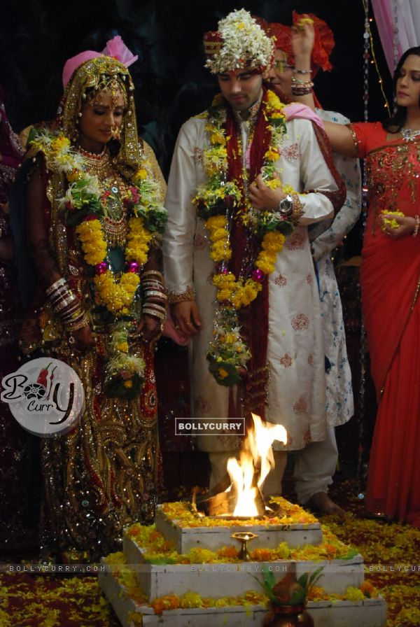 Ranvir and Ragini marriage pics