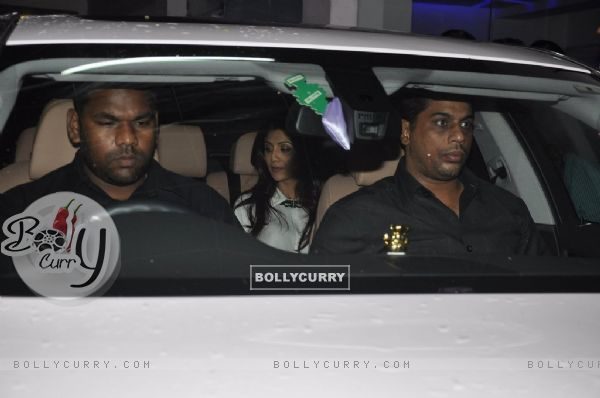 Shilpa Shetty was spotted at the Special screening of Entertainment (331254)