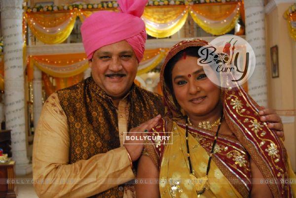 Prakashchand and Kaushalya a simple living couple