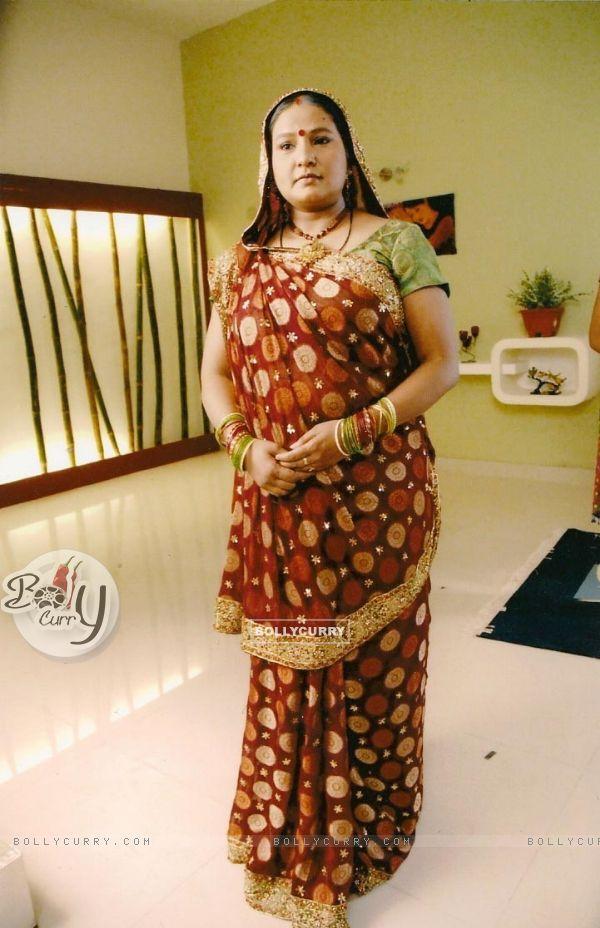 Kaushalaya aka Mami in Sapna Babul Ka.. Bidaai