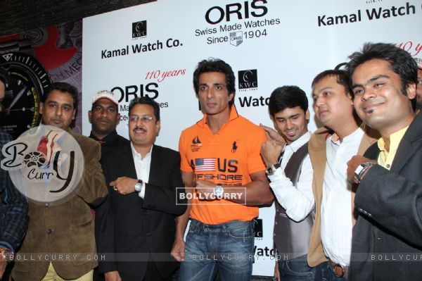 Sonu Sood was at KWC Luxurio