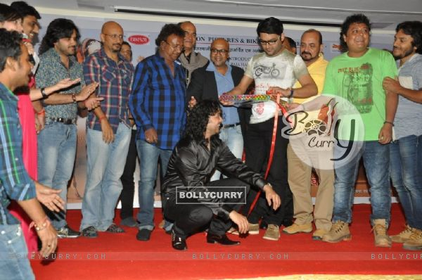 Kapil Sharma unveils the Album of Marudhar at the Launch