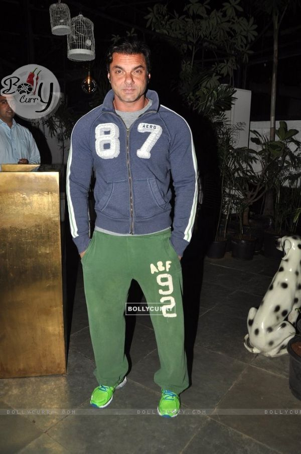 Sohail Khan at the Bespoke Vintage Collection Launch