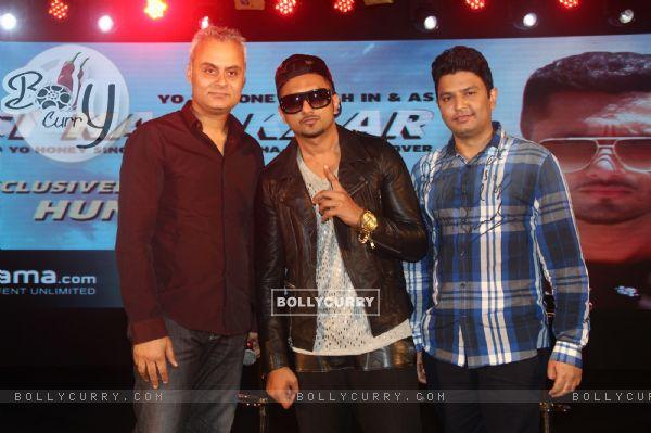 Launch of Desi Kalakaar