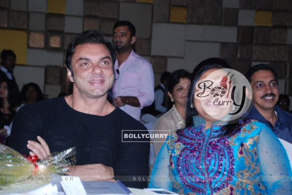 Sohail Khan at the Pure Wave Launch