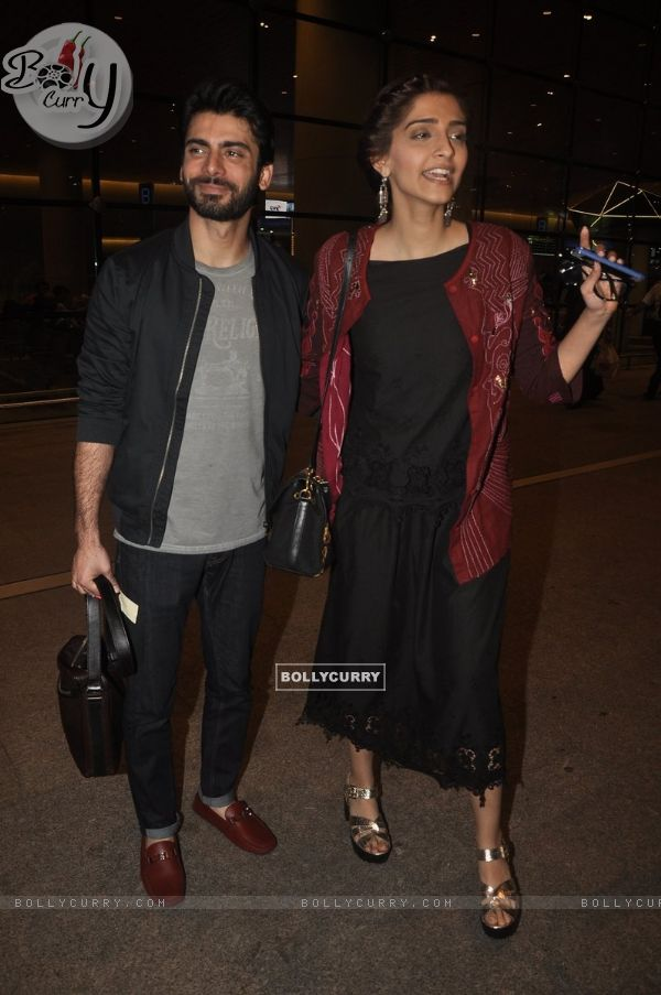 Sonam Kapoor & Fawad Khan
