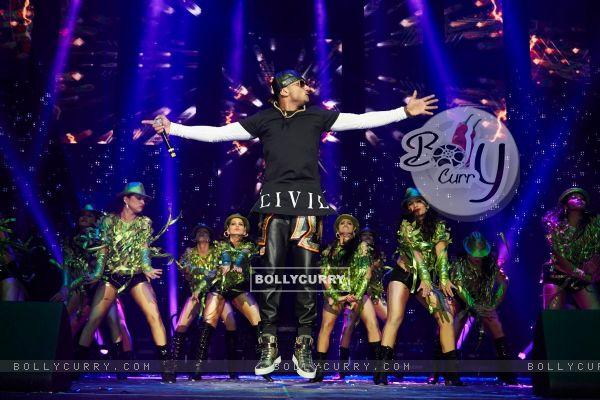 Honey Singh performs at Slam Tour in Washington