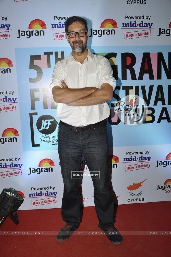 Rajat Kapoor at 5th Jagran Film Festival