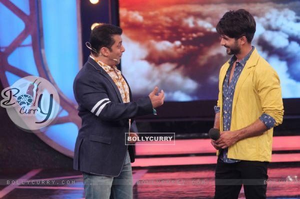 Shahid Kapoor on Bigg Boss 8