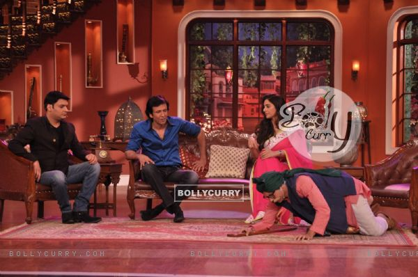 Promotions of Haider on Comedy Nights With Kapil