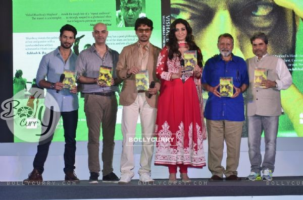 Celebs at the Book Launch of Maqbool