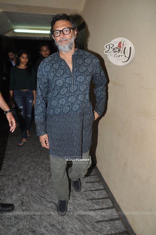 Rakeysh Omprakash Mehra at the Bang Bang special screening hosted by Hrithik Roshan