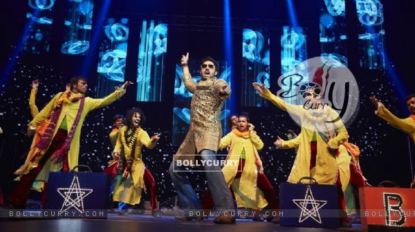 Abhishek Bachchan performs at Slam Tour in Vancouver and San Jose