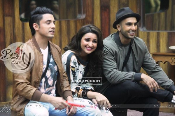 Cast of Kill Dil in Bigg Boss 8 house