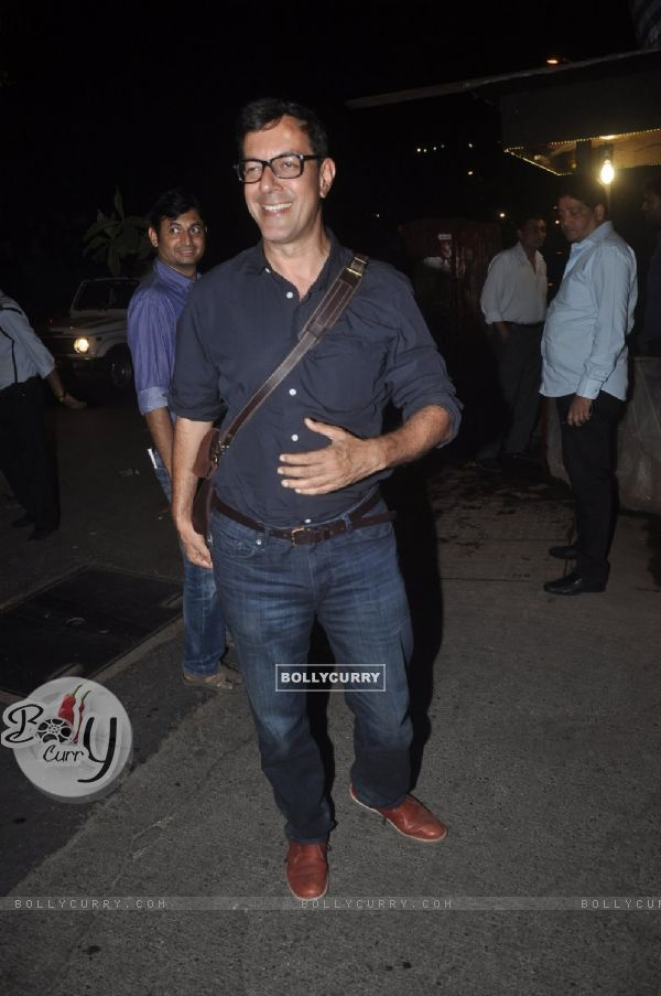 Rajat Kapoor was at the Inauguration of Prithvi Film Festival