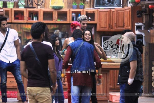 Promotions of The Shaukeens of Bigg Boss 8 (343409)