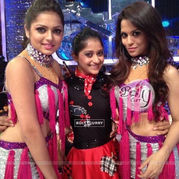 Drashti Dhami and Sana Saeed