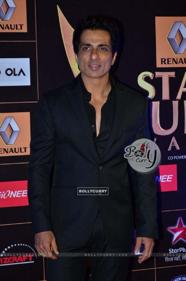 Sonu Sood at the Star Guild Awards