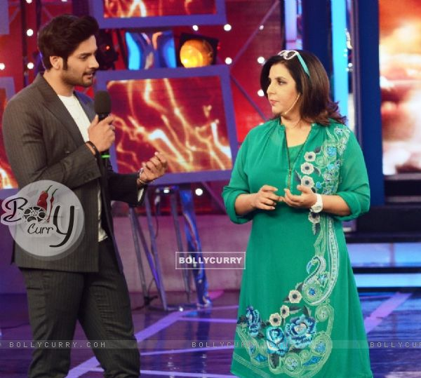 Promotions of Khamoshiyan on Bigg Boss - Halla Bol