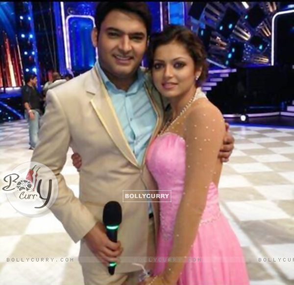 Drashti Dhami and Kapil Sharma
