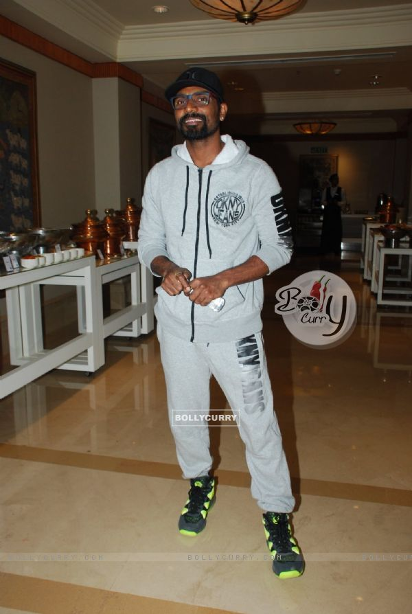 Remo Dsouza poses for the media at Radio Mirchi Awards Jury Meet