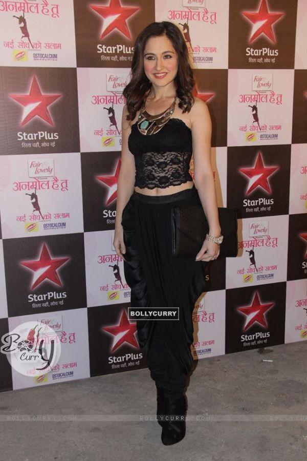 Sanjeeda Shaikh in Black