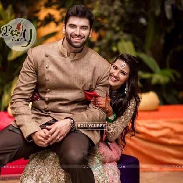 Kratika Sengar & Nikitin Dheer Engaged