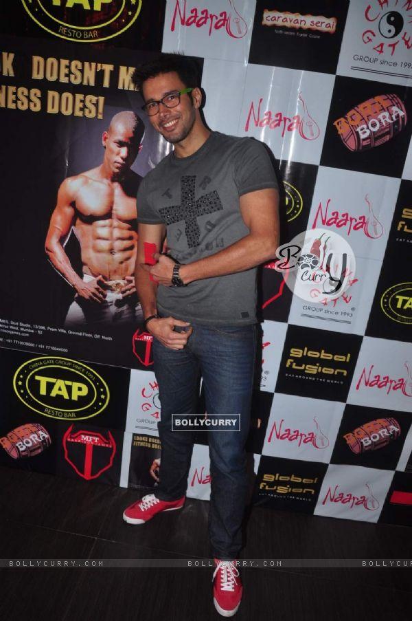 Rajneesh Duggal was at the MFT Fitness Bash