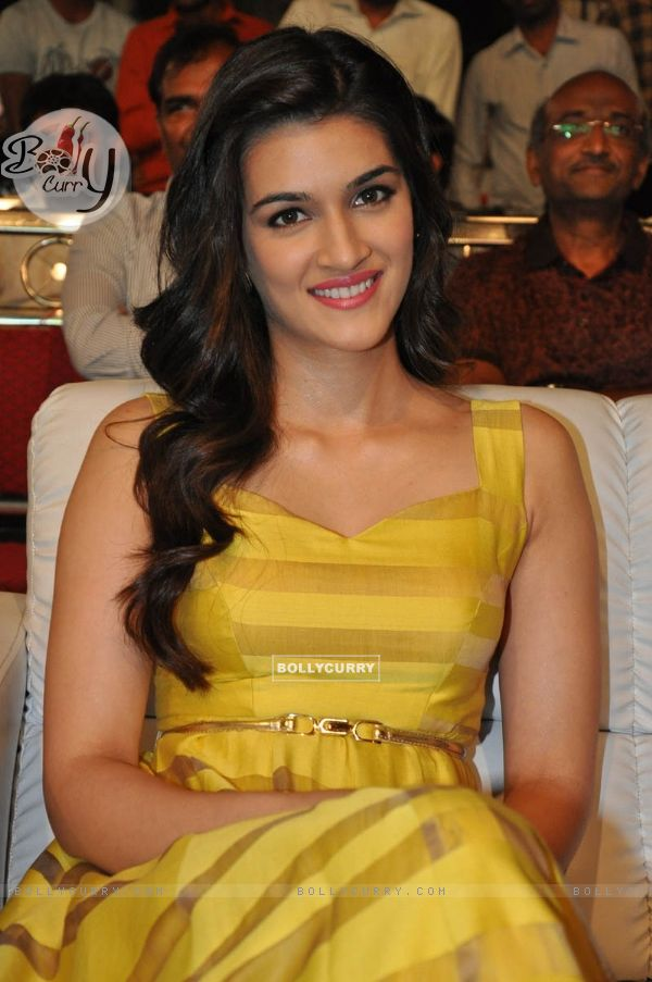 Kriti Sanon snapped at an event