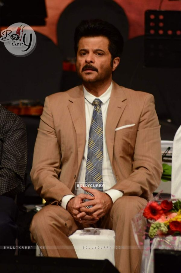 Anil Kapoor at Dinanath Mangeshkar Award