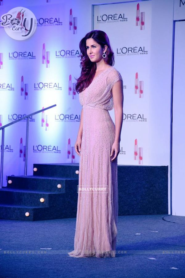 Katrina Kaif for L'Oreal