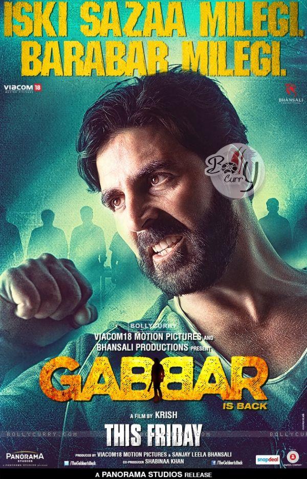 Gabbar Is Back Full Movie Hindi Part 1 Dailymotion - Full