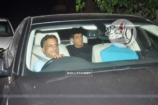Ronnie Screwvala at Special Screening of Dil Dhadakne Do