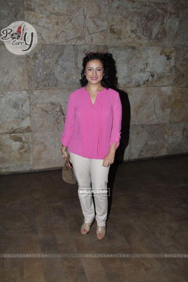 Divya Dutta at Screening of Dil Dhadakne Do
