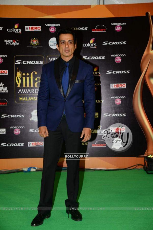 Sonu Sood at IIFA Awards