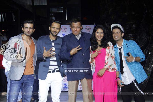 Pose Time! - Press Meet of Dance India Dance Season 5