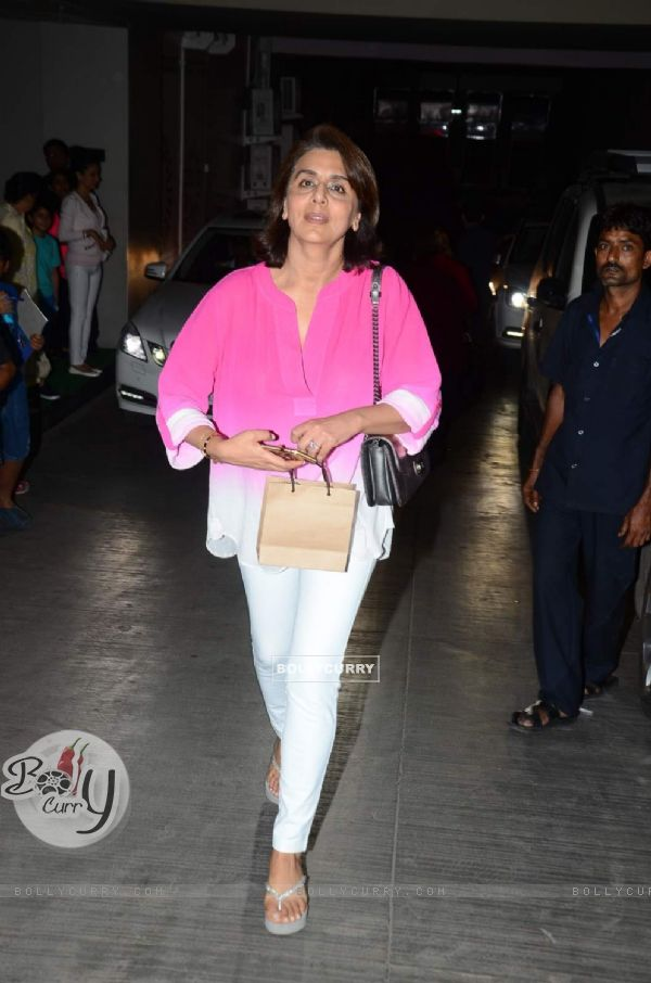 Neetu Singh at Special Screening of ABCD 2 (369725)