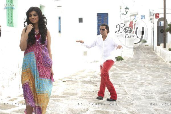 Salman Khan impress Ayesha Takia