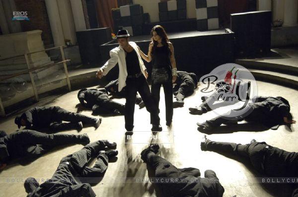 Ayesha Takia with Salman Khan