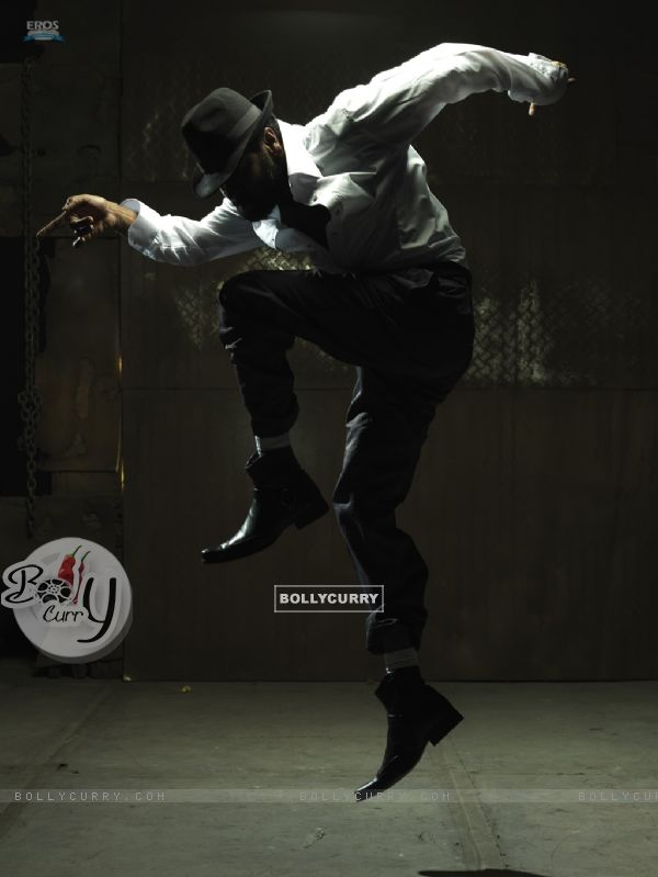 A still image of Prabhu Deva