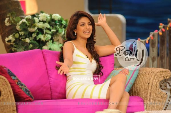 Priyanka Chopra as celebrity guest