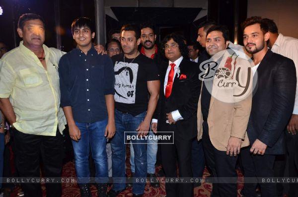 Promotions of Marathi Movie 'Janiva'